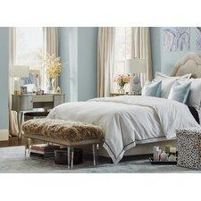 Wooler Upholstered Panel Bed