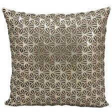 Cormac Natural Hide Throw Pillow