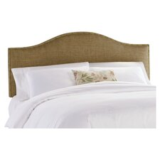 Dodson Nail Button Upholstered Headboard