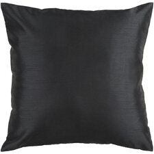 Izabel Solid Throw Pillow Cover