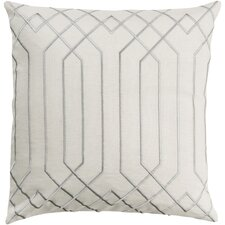 Loreta 100% Linen Throw Pillow Cover