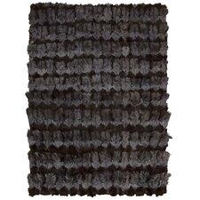 Dursley Fur Throw Blanket
