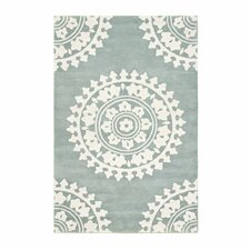 Hayle Gray/Ivory Area Rug