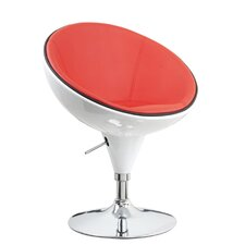 Neptune Leather Side Chair