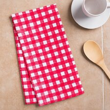Checkered Kitchen Towel (Set of 2)