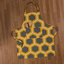 Honeycomb Chef Apron