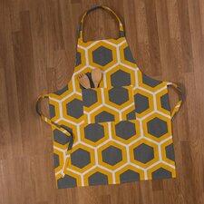 Honeycomb Chef Apron