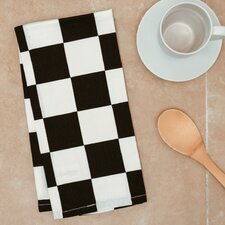 Checker Board Kitchen Towel (Set of 2)