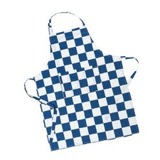 Checker Board Chef Apron