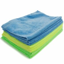Microfiber Cleaning Cloth, 12-Pack (Set of 12)