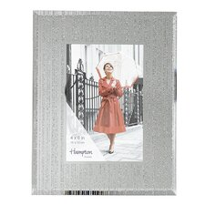 Limoges Mirror Glitter Glass Picture Frame