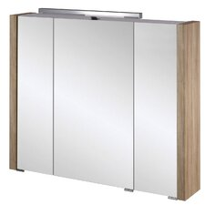 Asbach 88cm x 75cm Surface Mount Mirror Cabinet