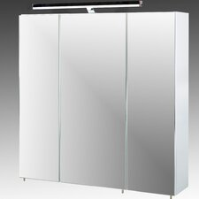 Ringler Alba 70cm x 75cm Surface Mount Mirror Cabinet