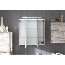 Arubas 70cm x 75cm Surface Mount Mirror Cabinet