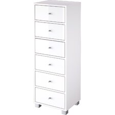 Statura 6 Drawer Chest of Drawers