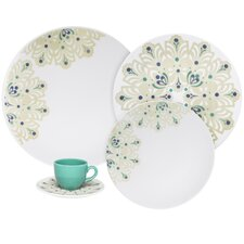 Coup 12 Piece Lindy Hop Dinnerware Set