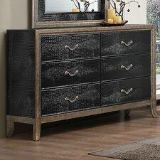 Landis 6 Drawer Dresser by Simmons Casegoods
