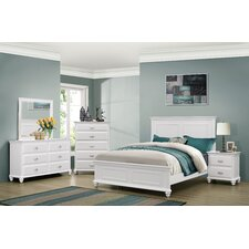 Cape Cod Panel Customizable Bedroom Set by Simmons Casegoods