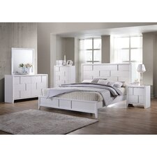 Buckhead Panel Customizable Bedroom Set