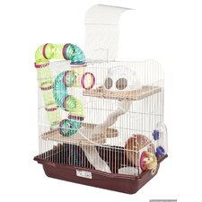 Hamster Cage in Brown