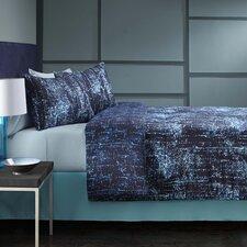 Abstract 4 Piece Comforter Set