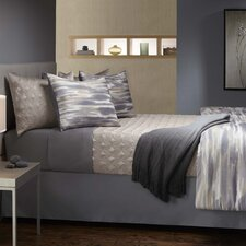 Brushed Stripe 3 Piece Duvet Cover set