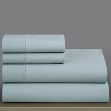 330 Thread Count Cotton Sateen Sheet Set