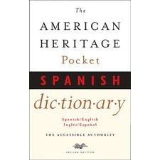 American Heritage Pocket Spanish Book (Set of 2)