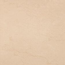 """Cali Botticino 17"""" x 17"""" Ceramic Field Tile in Sand"""