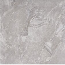 "Canyon 18"" x 18"" Porcelain Field Tile in Grey"