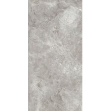 "Asiago 24"" x 3"" Bullnose Tile Trim in Gray"