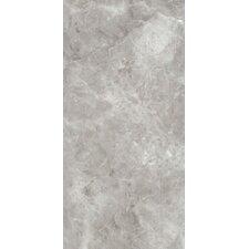"Asiago 24"" x 3"" Bullnose Tile Trim in Gray"