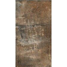 """Argile 12"""" x 3'' Bullnose Tile Trim in Brown"""