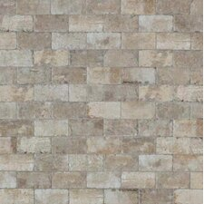 "Chicago Brick 16"" x 3"" Bullnose Tile Trim in South Side"