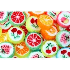 Leinwandbild Colorful Candy, Fotodruck