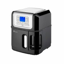 Air Fryer with LCD Display