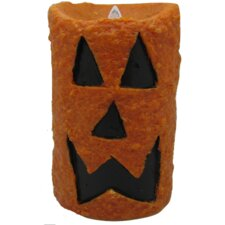 Jack O Lantern Motion Flameless Candle