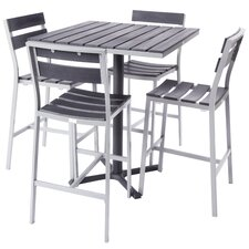 Milloy 5 Piece Bar Set