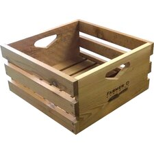 Slatted Harvesting Crate