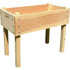 Eco Rectangular Raised Garden Planter