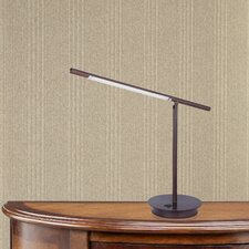 "Fangio 24.5"" H Table Lamp with Noveltyl Shade"