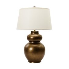 """Fangio 31"""" H Table Lamp with Drum Shade"""