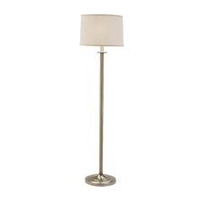 Floor Lamp with Hardback Shade