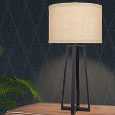 """Molded Metal 33"""" H Table Lamp"""