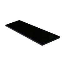 "Metro 3"" x 12"" Glass Field Tile in Black"