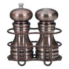 Pepper Mill and Salt Shaker Set