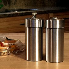 Futura Pepper Mill and Salt Shaker Set