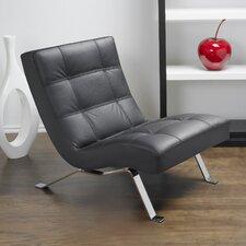 Avalon Top Grain Leather Lounge Chair