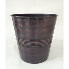 3 Gallon Decorative Round Wastebasket