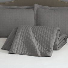 Eternal Madison 120 GSM Microfiber Luxury Quilted Blanket